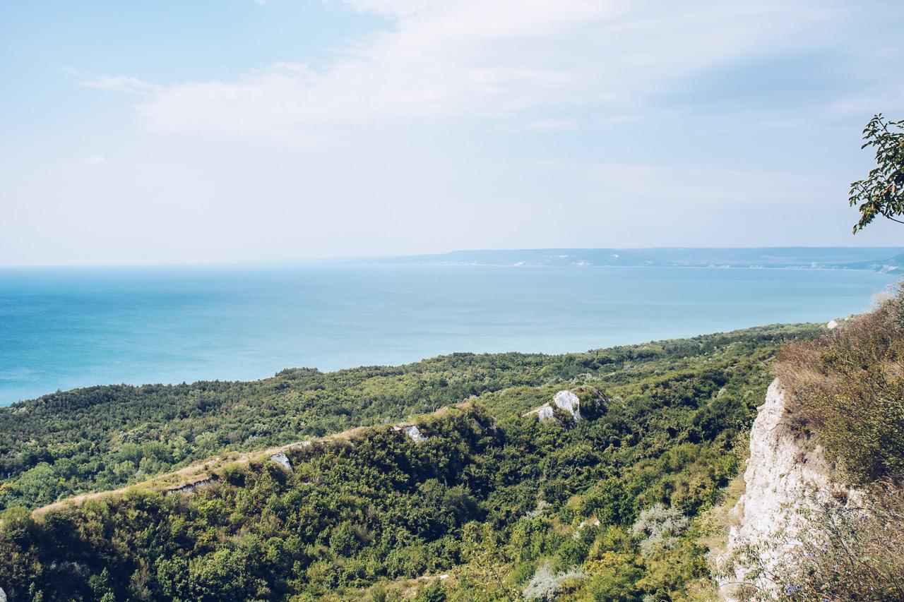 Lighthouse golf club sea view