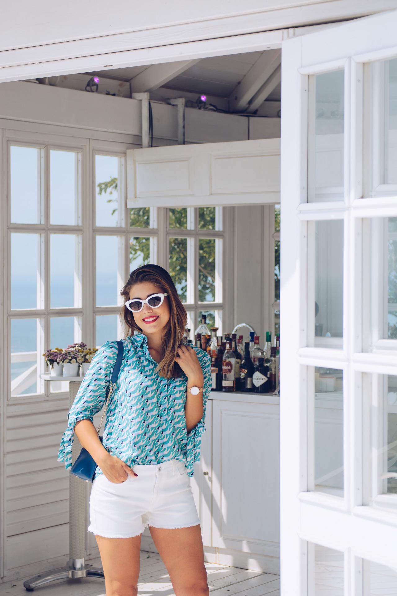 Mybag blogger look