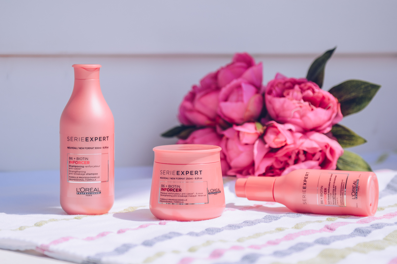loreal professionnel serie expert inforcer