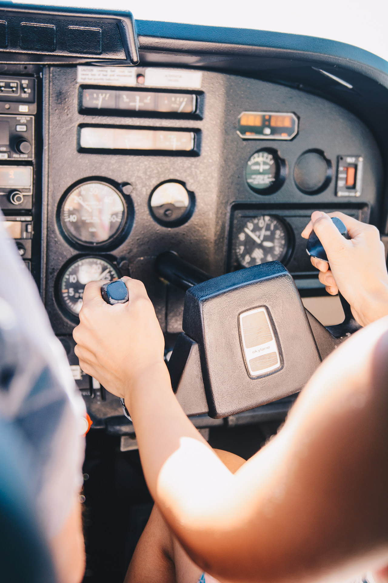piloting jet ops