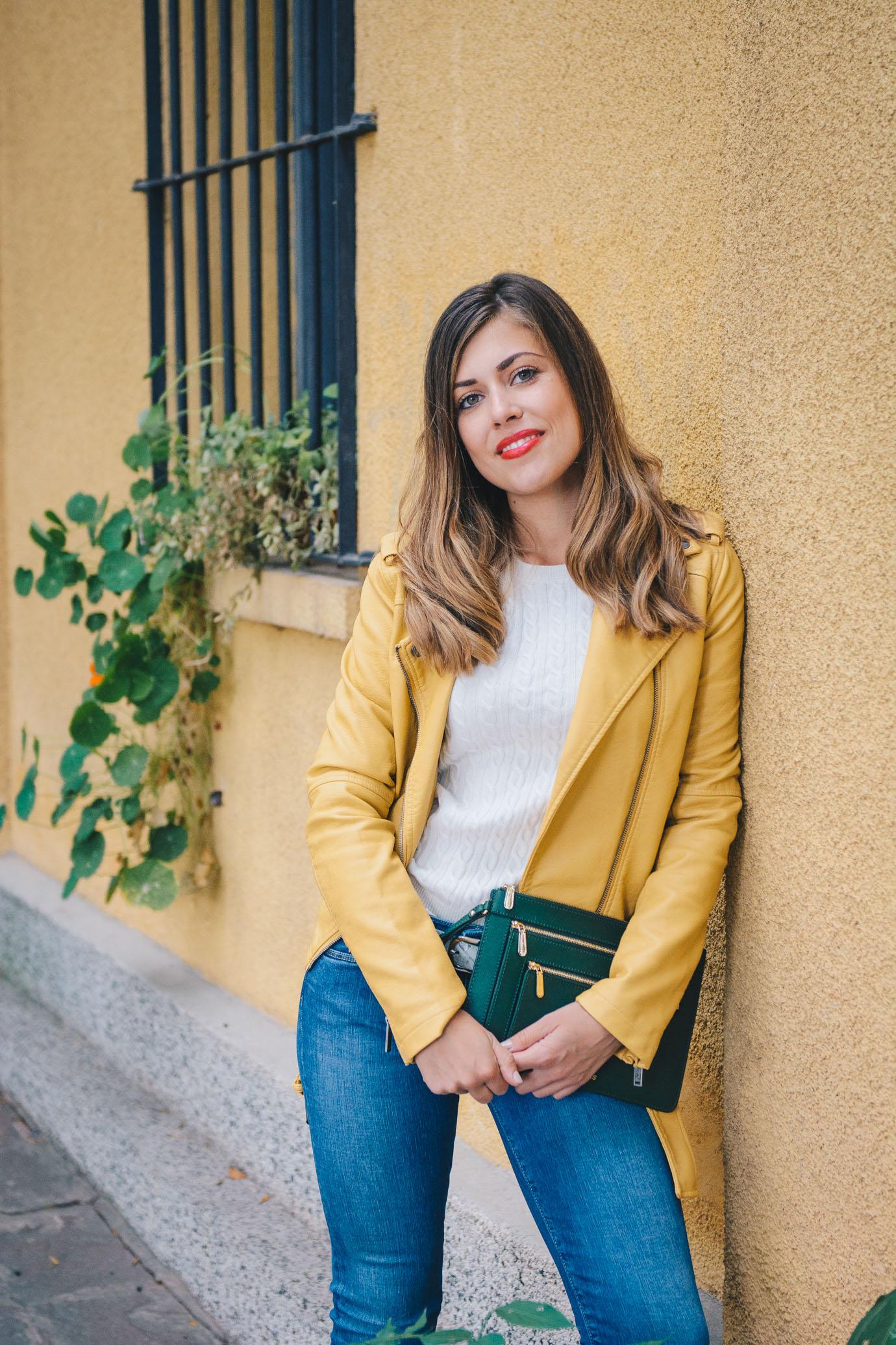 Готови за есента с модният блогър Денина Мартин