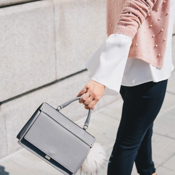 Furla handbag 2017 Pearl Accents
