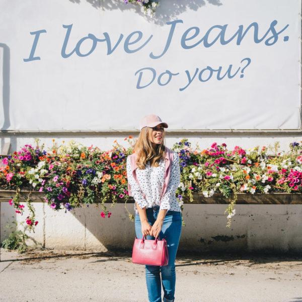 I love jeans. Do you?