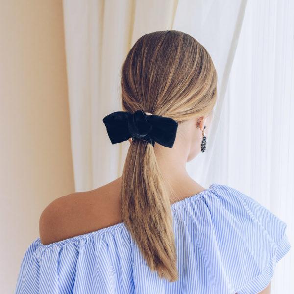 4 идеи за прическа с панделка - тенденции в косата