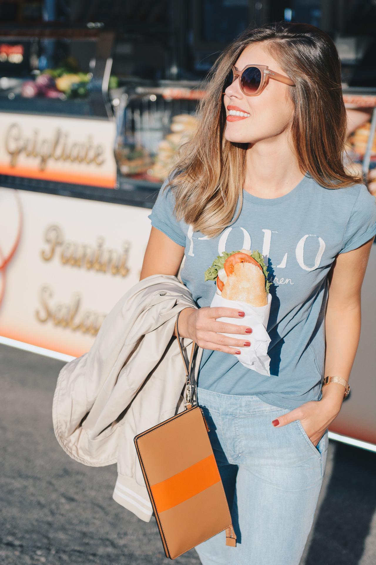 Polo Ralph Lauren fashion blogger