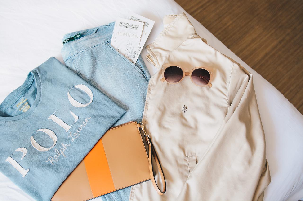 Polo shirt Ralph Lauren jeans