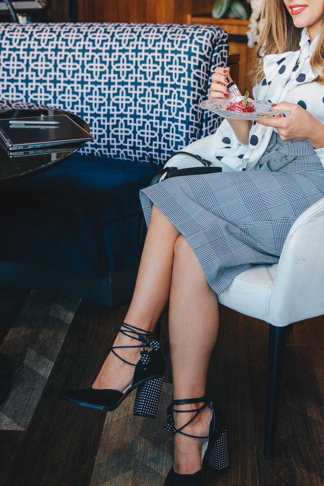 fashion blogger peshart shoes