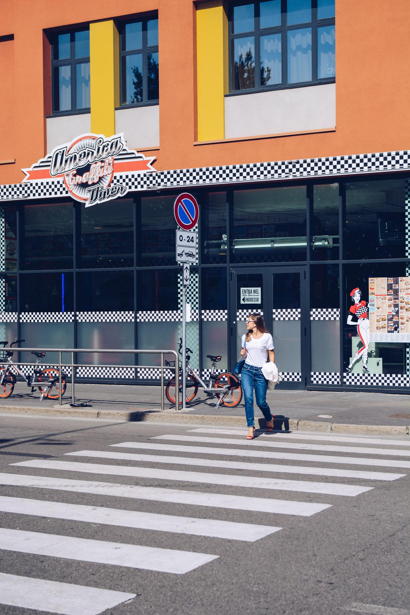 America Graffiti Milano