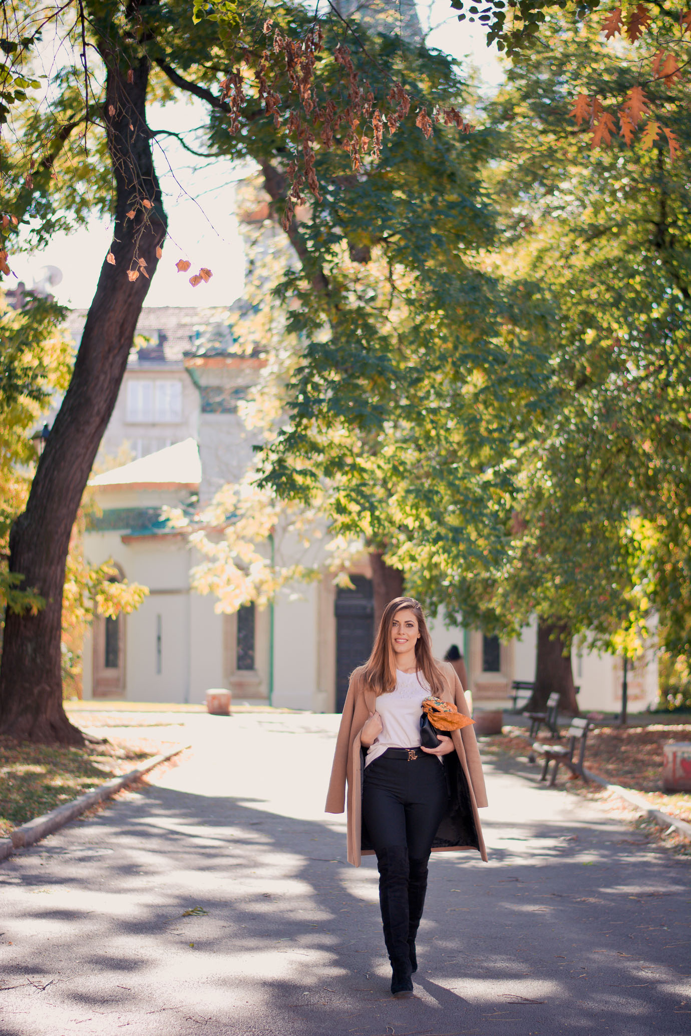 Bulgarian blogger Estee Lauder