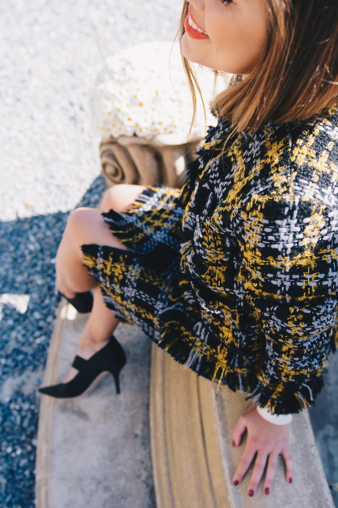 ERDEM H&M collection blazer