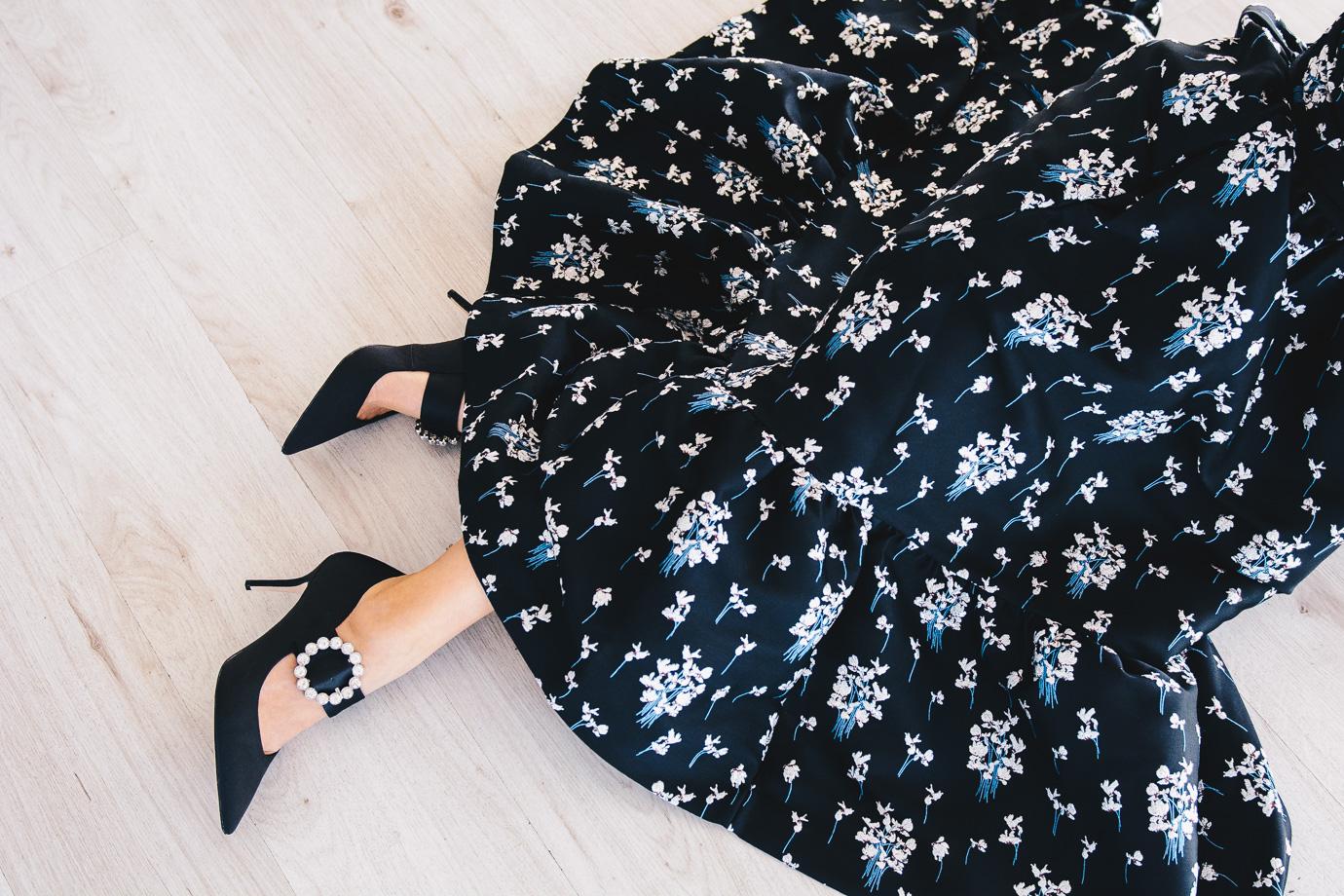 ERDEM H&M dress