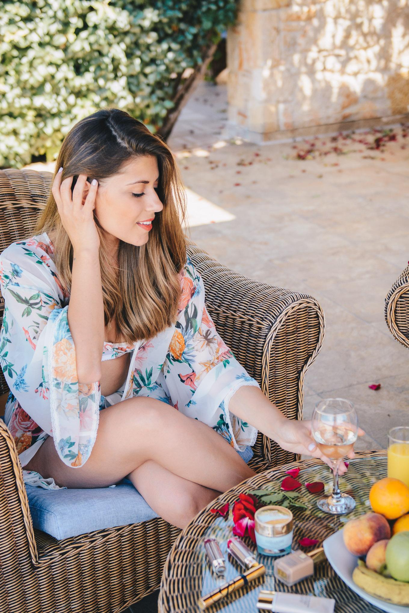 Estee lauder pure beaty blogger