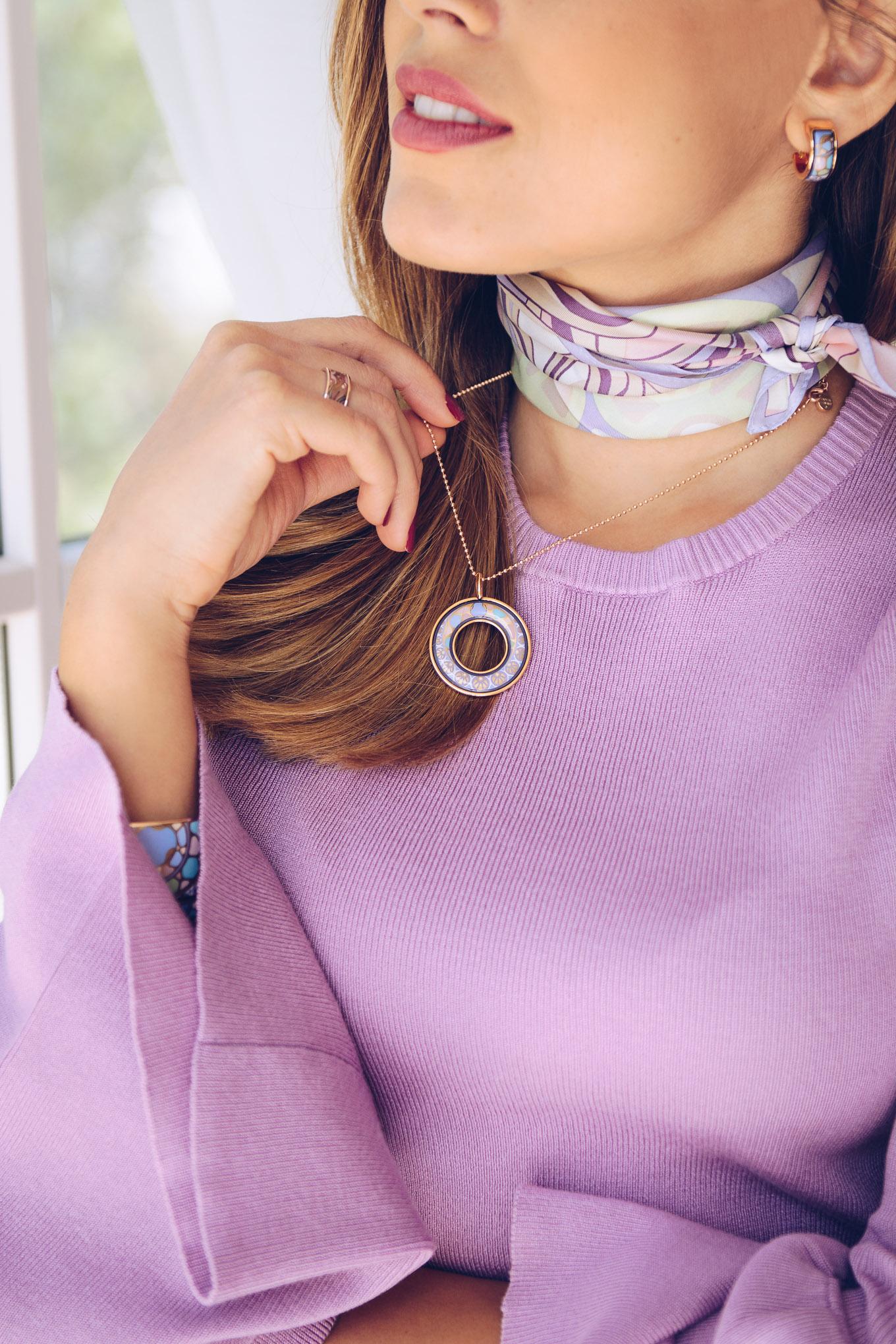 Freywille Poésie d'amour jewellery