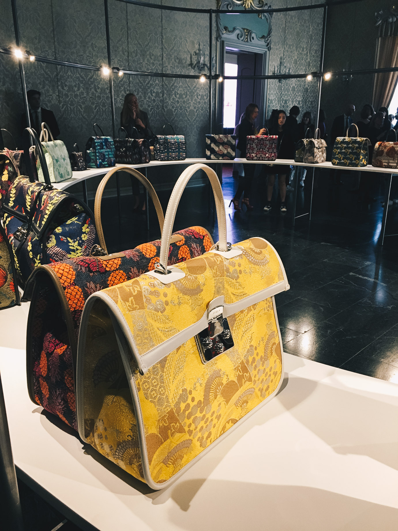 Furla Milan fashion week