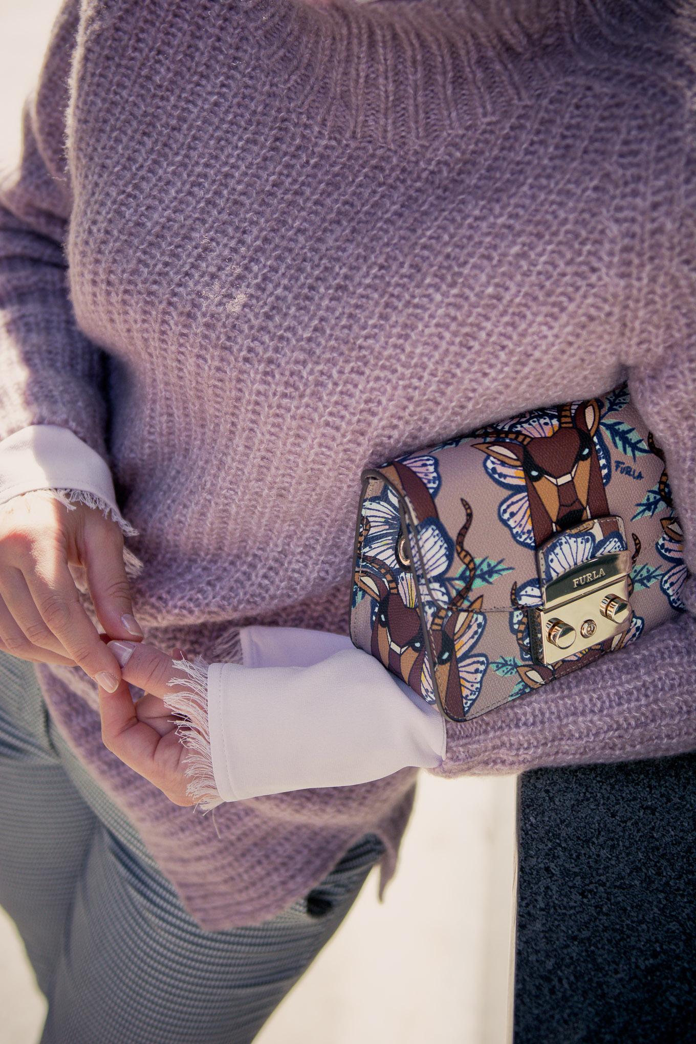 Furla zoo handbag fw2017