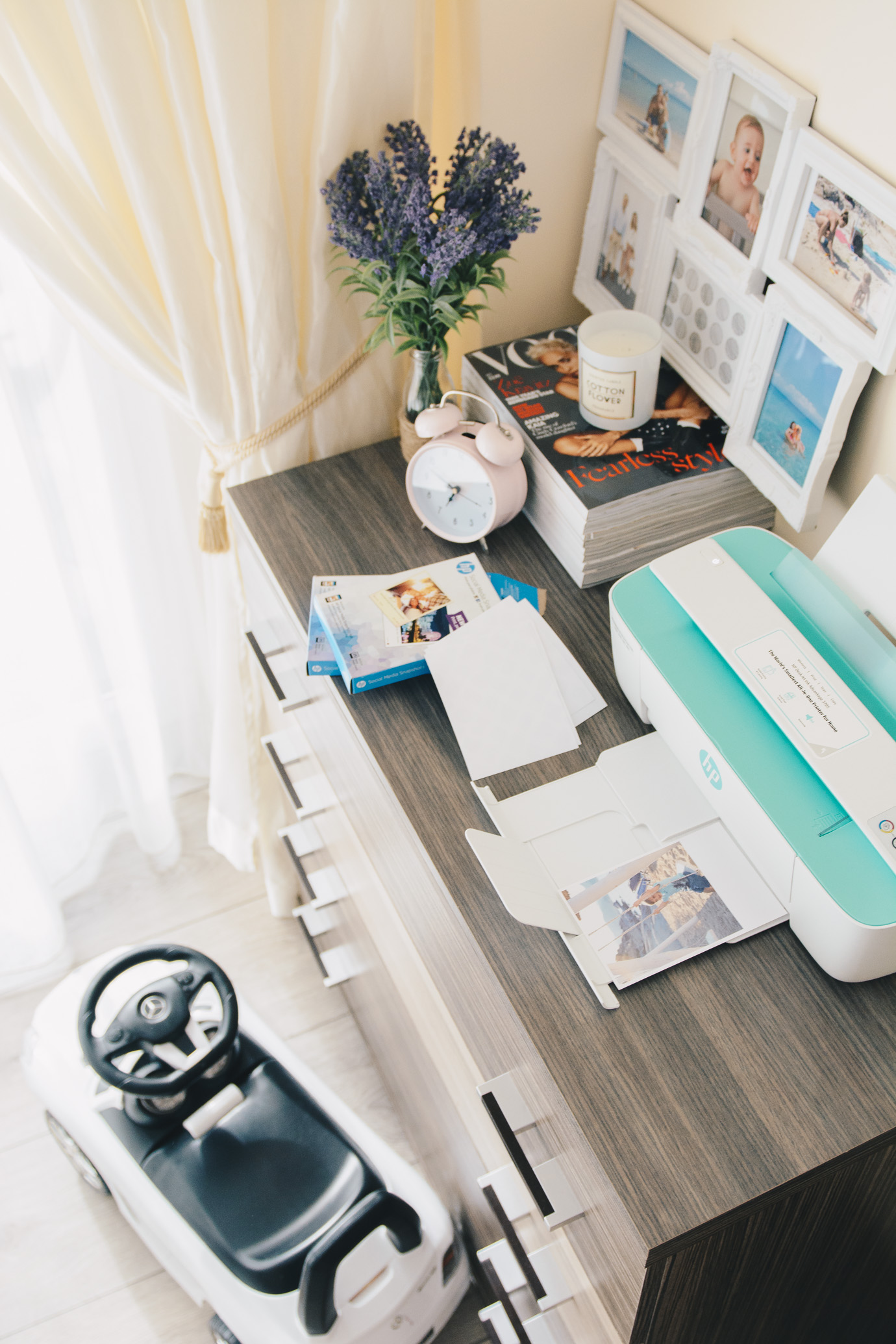 The world smallest all in one printer for home