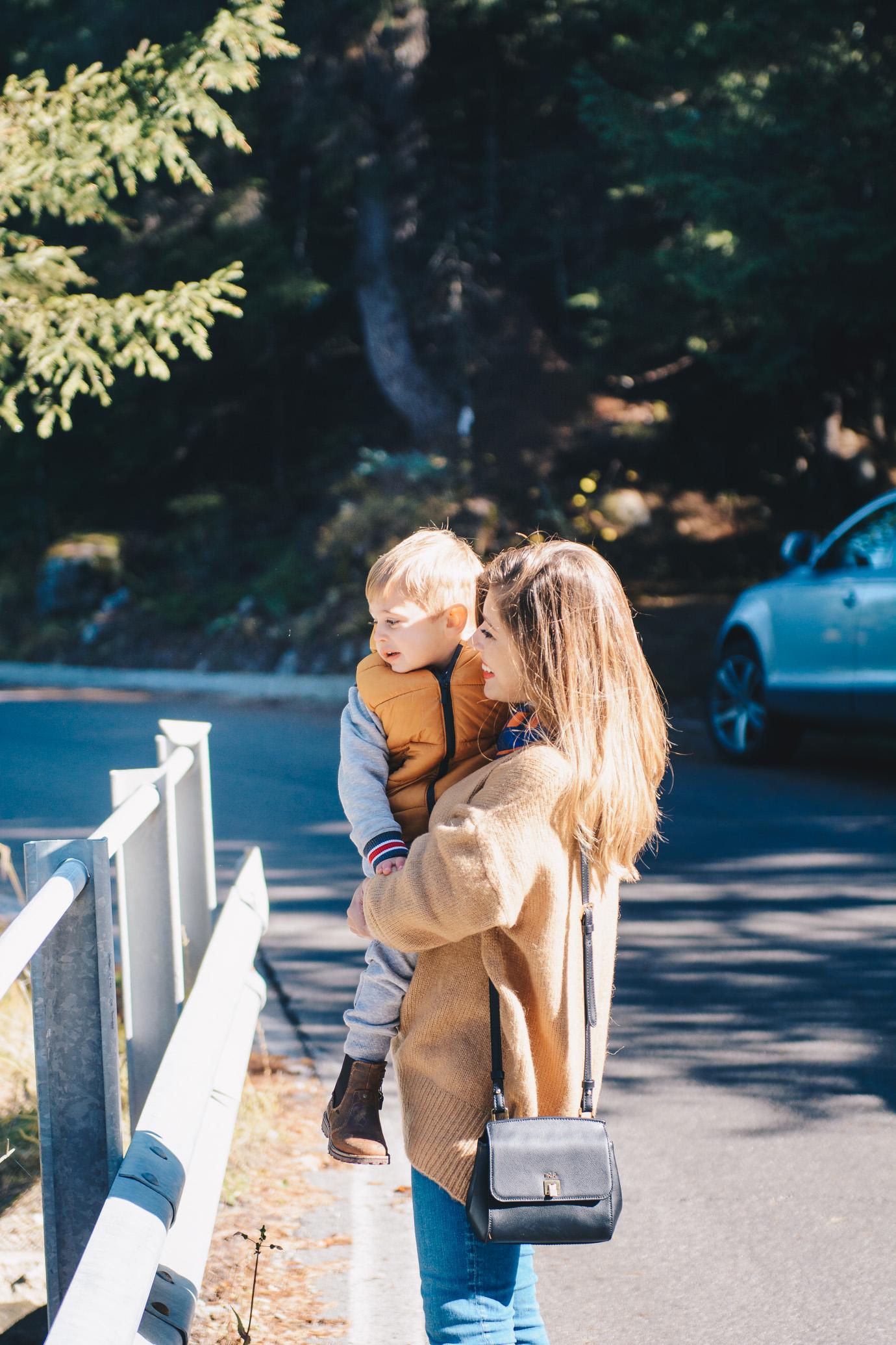 Мама и син