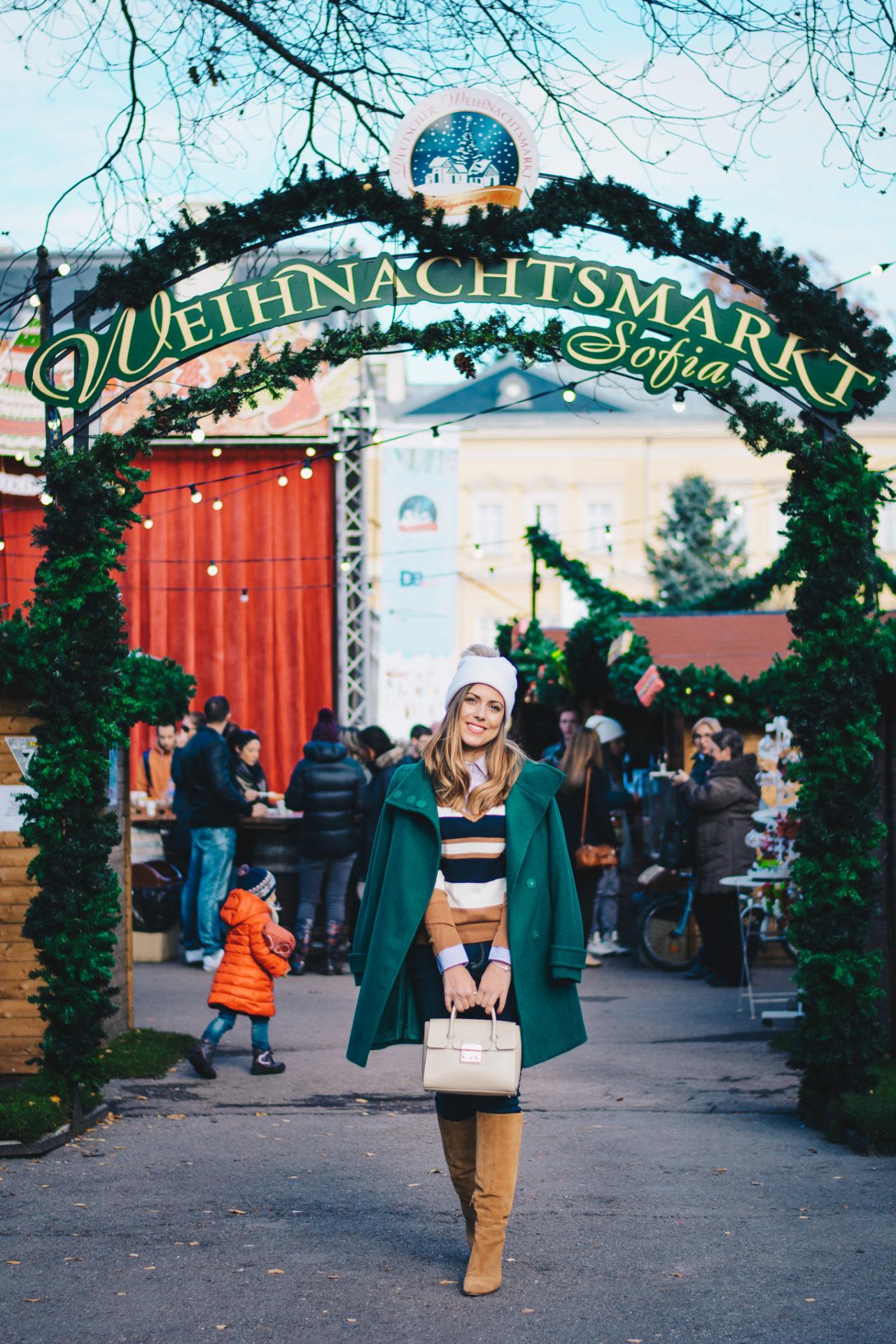 Benetton Christmas spirit
