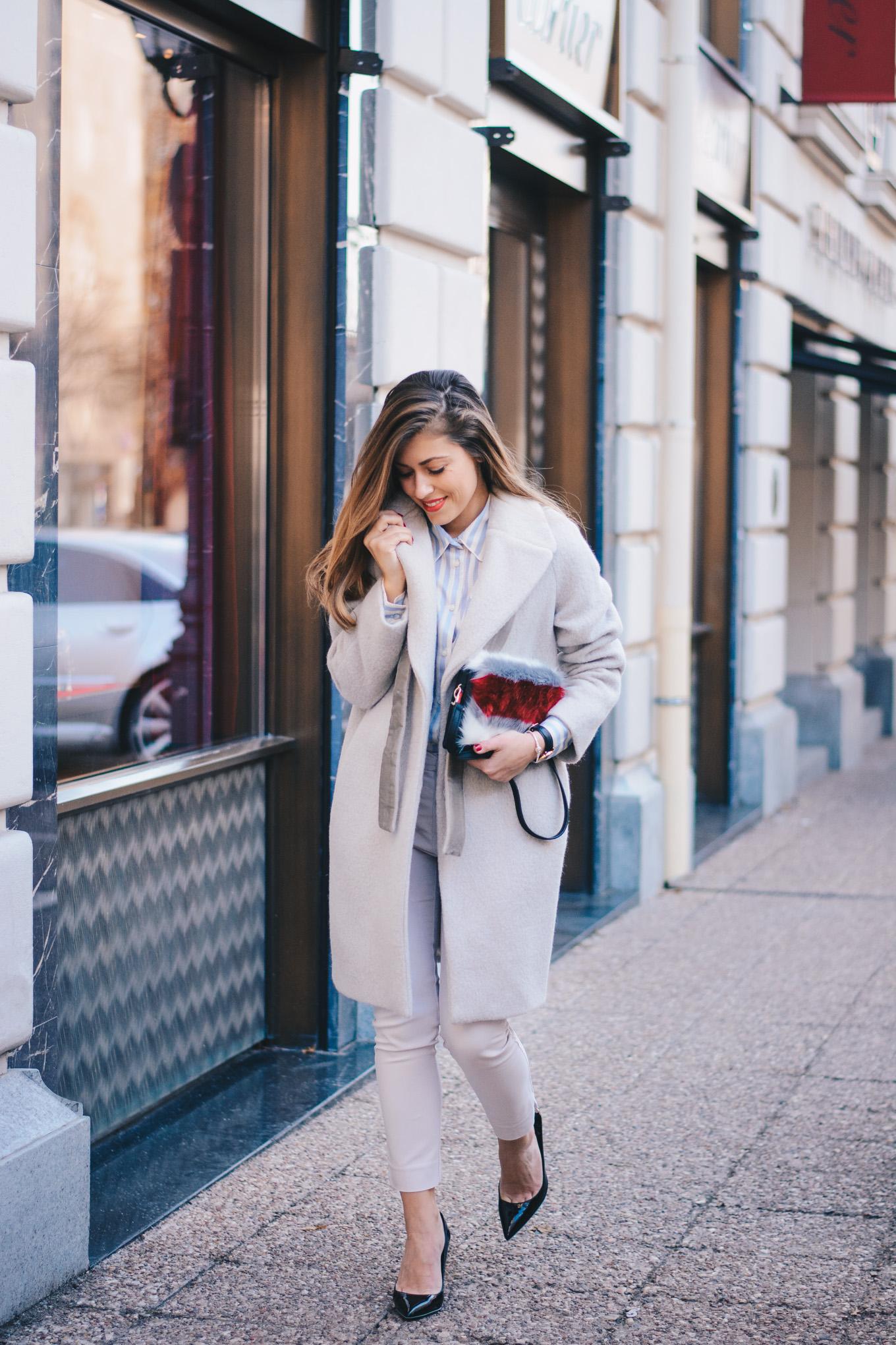 Blogger wearing Pennyblack