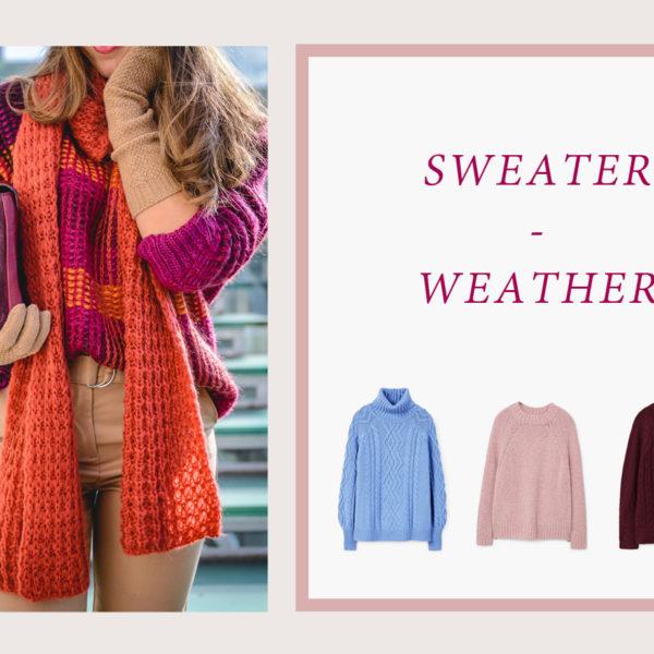 Сезонът на пуловерите