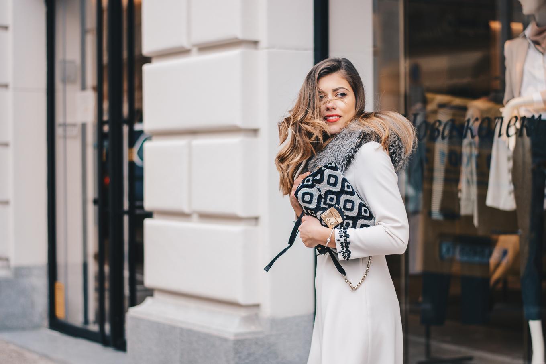 Blogger Furla Nuvola street style