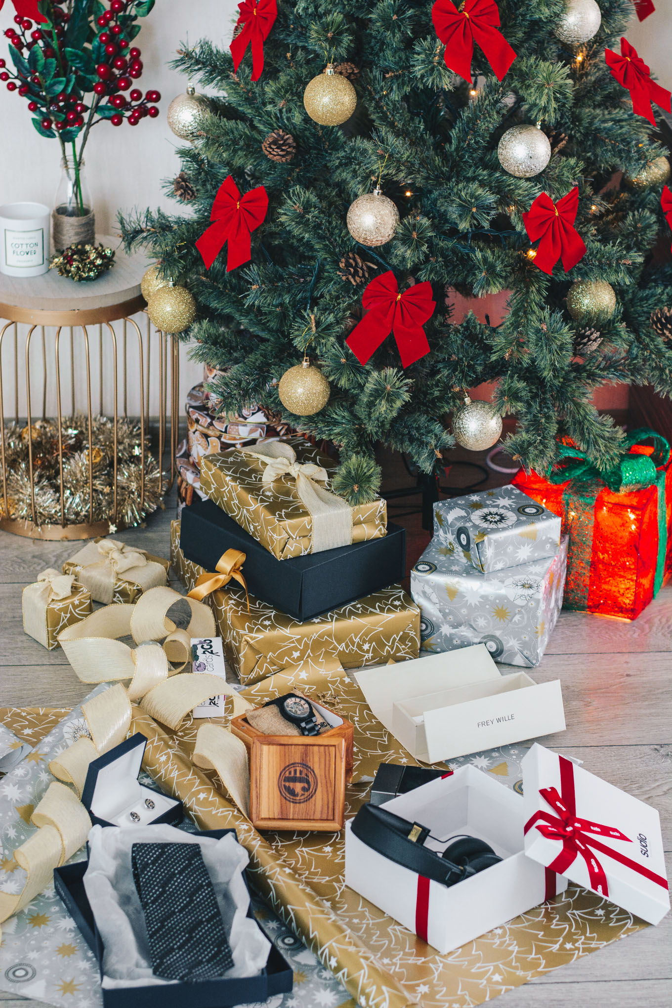 Christmas gift guide how to prepare