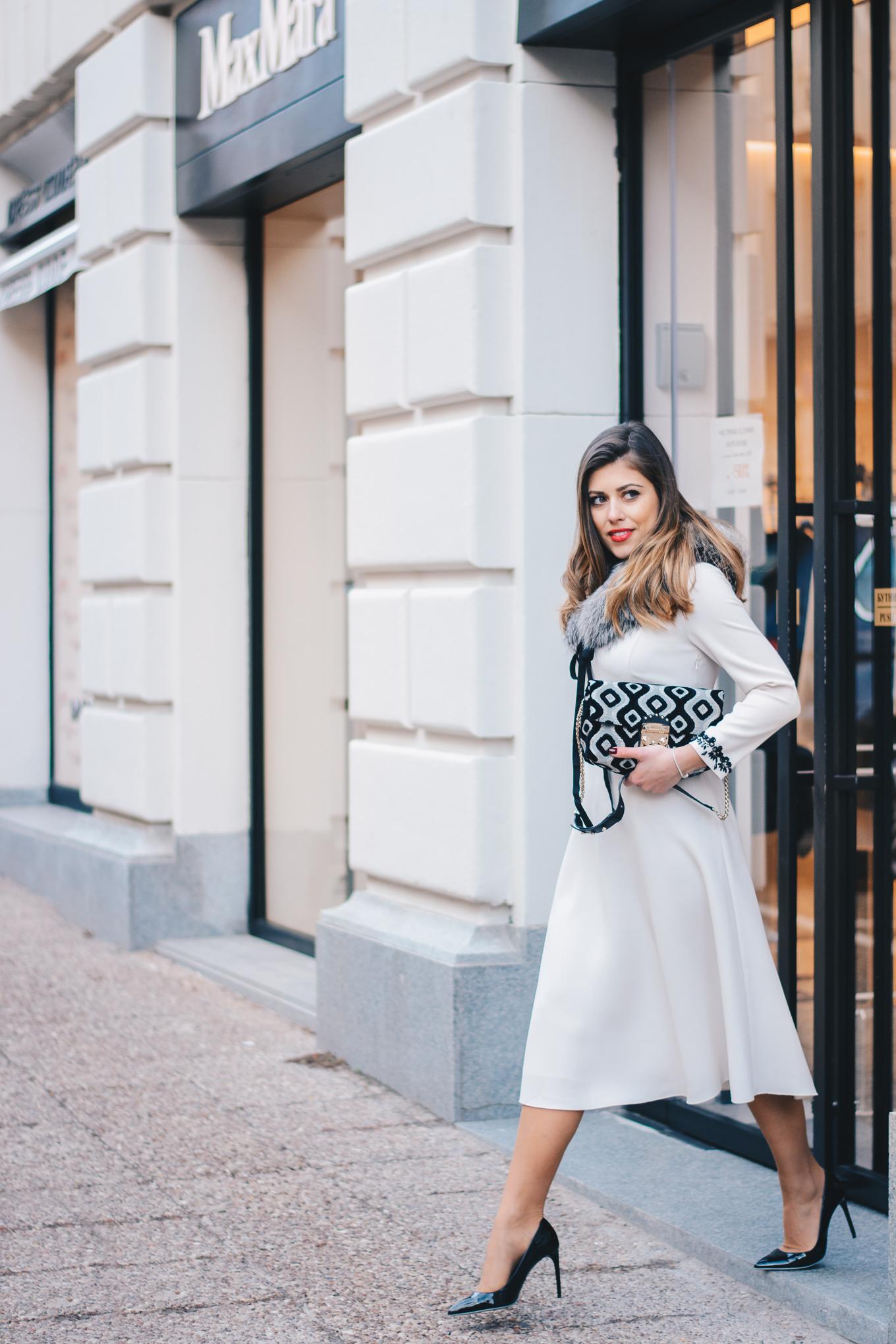 Max Mara blogger Denina Martin