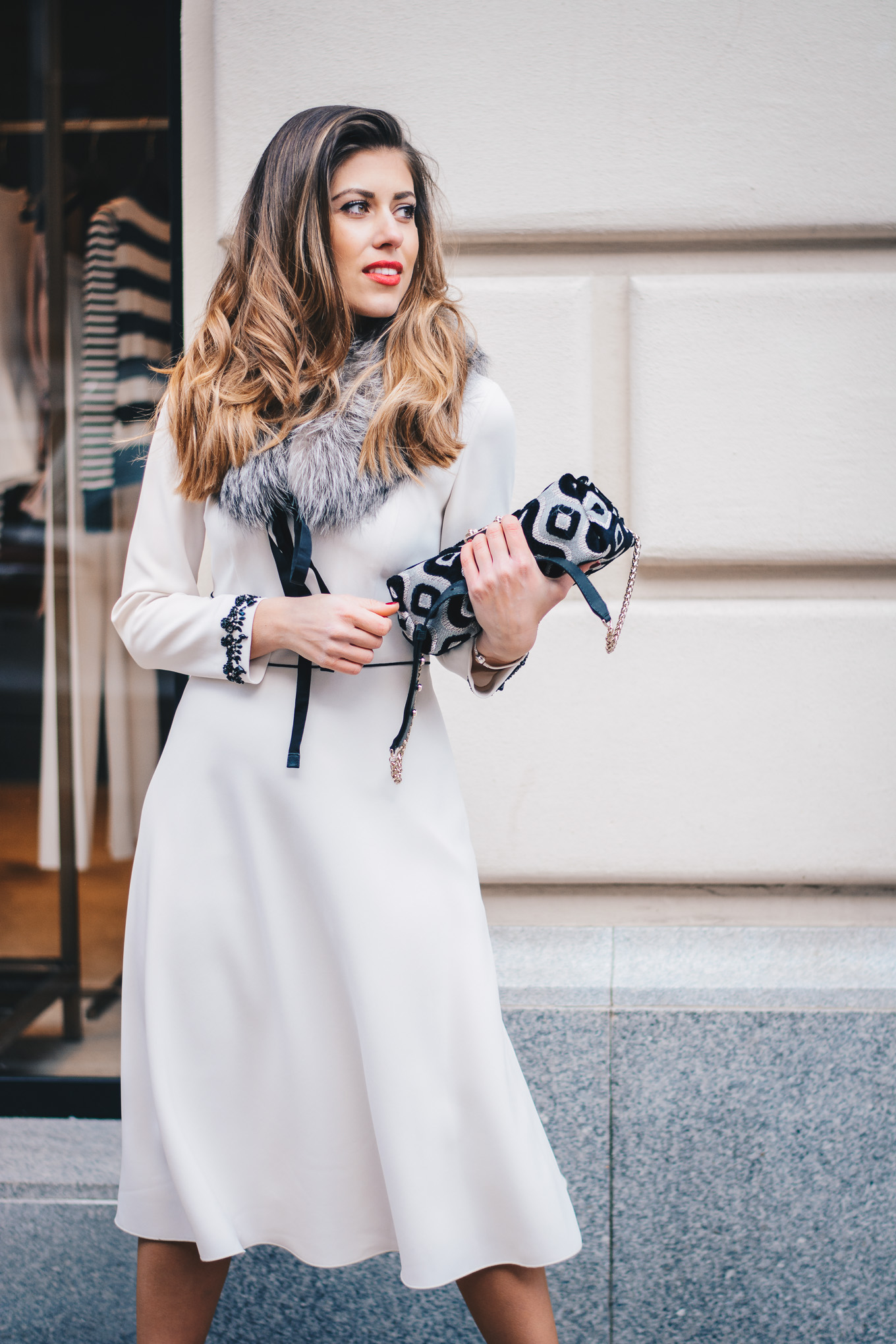 My favorite Furla Nuvola handbag