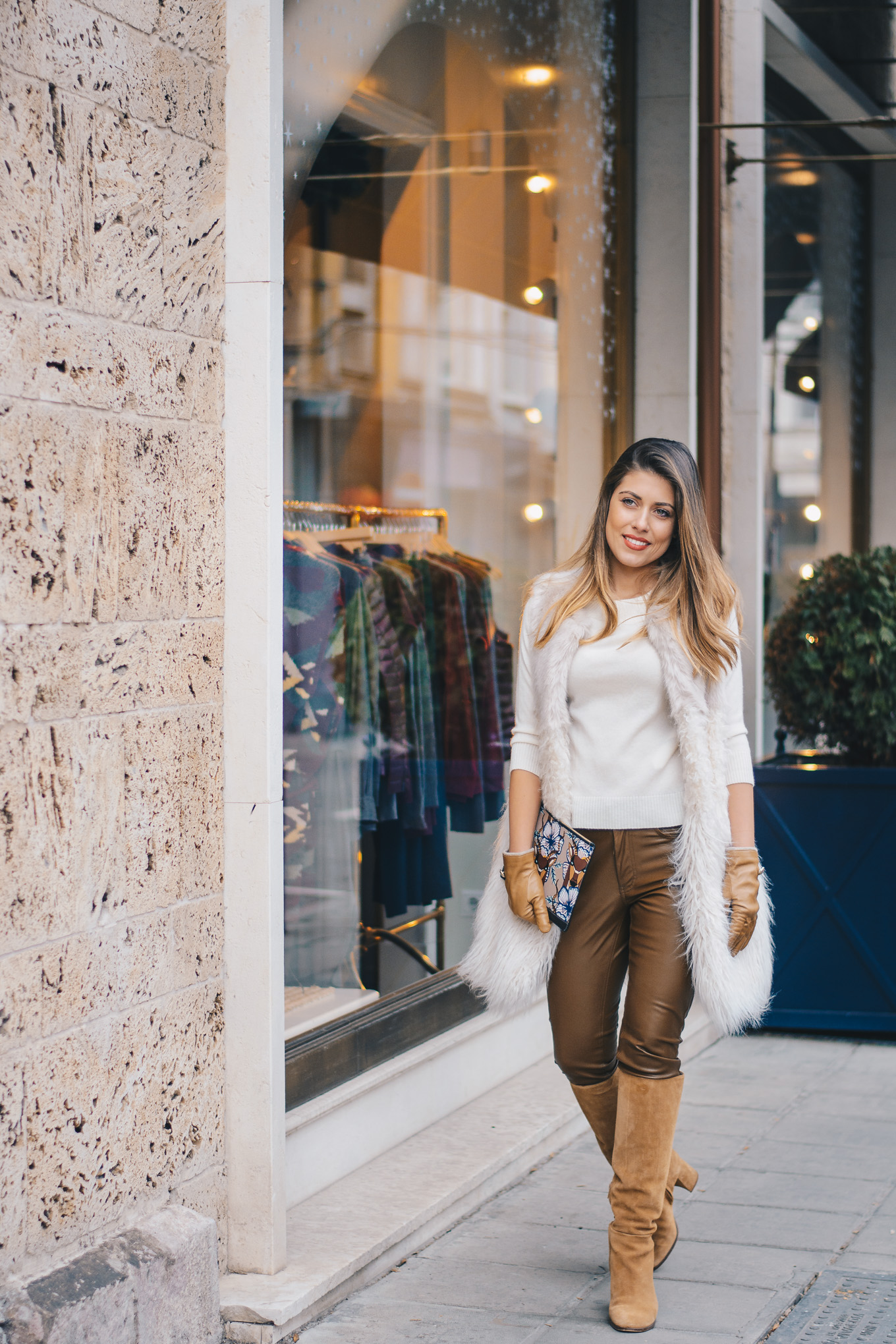Street style fashion blogger Bulgaria