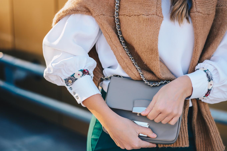 coccinelle bag blogger
