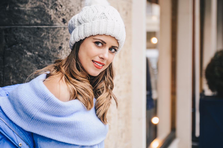 Winter Blues - HM blogger - Небесносиньо
