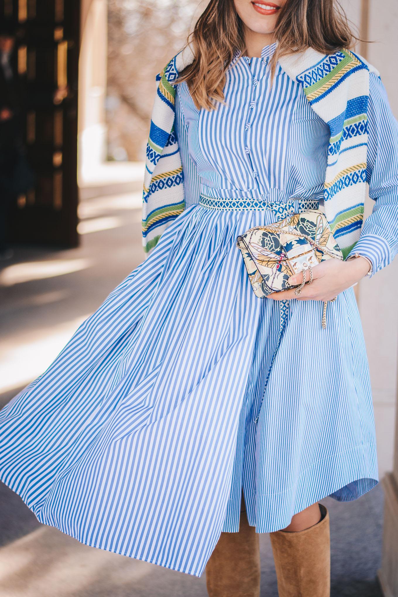 Shirt Dress by Weekend Max Mara