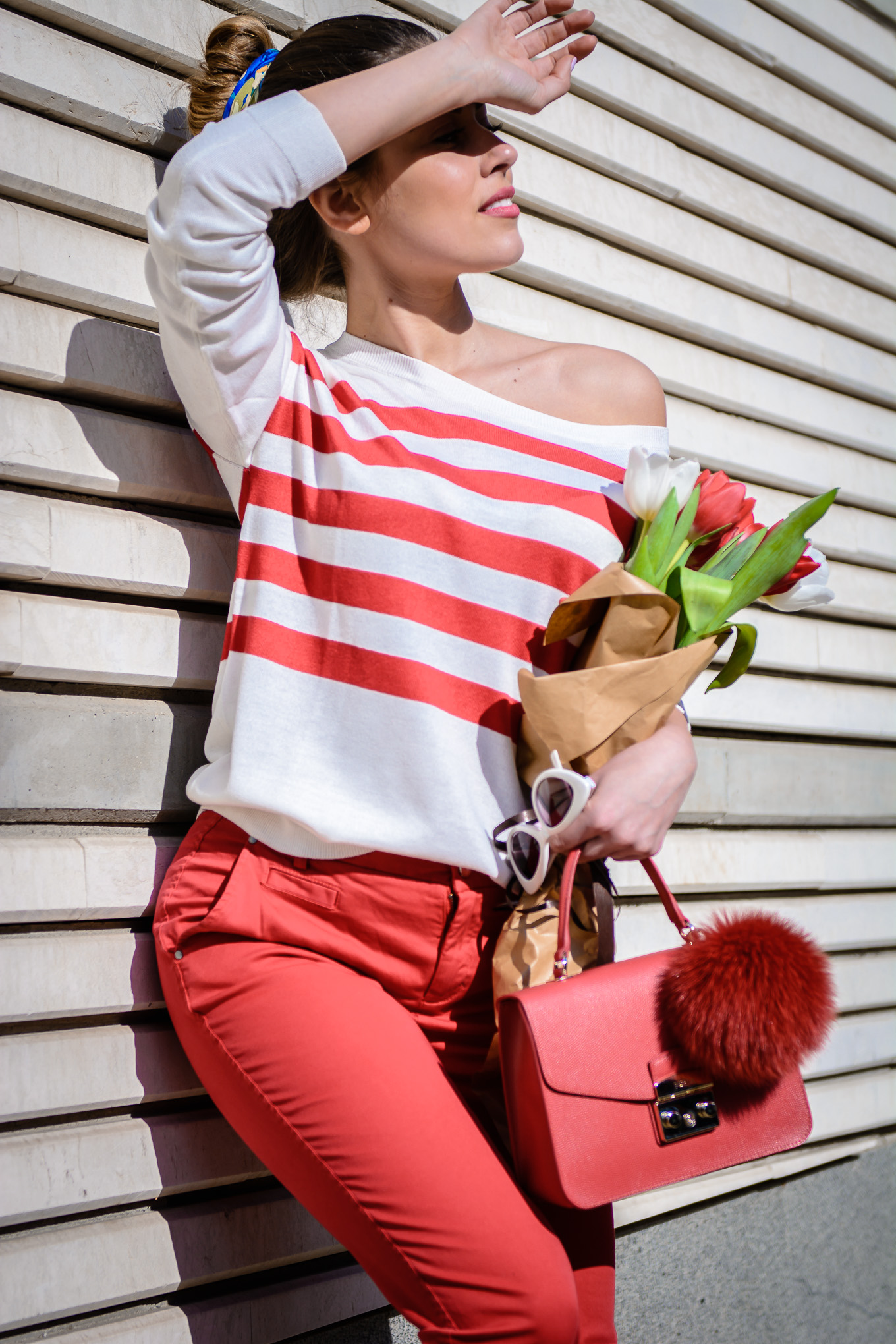 Bulgaria Mall fashion blogger