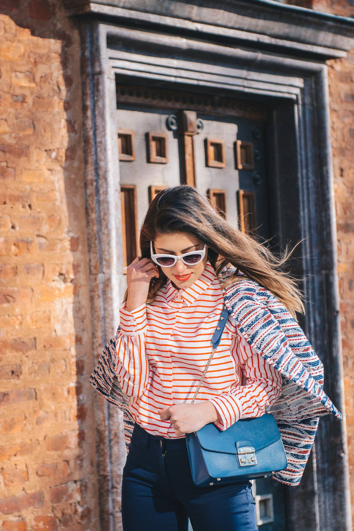Bulgarian Style blogger wearing Tom Tailor