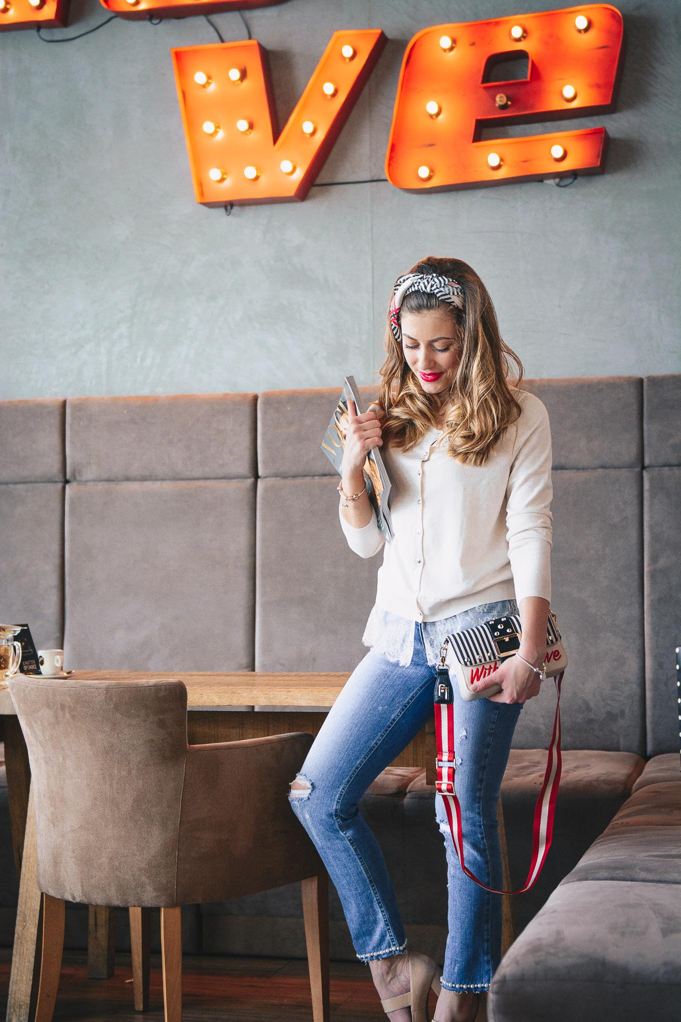 Bulgarian blogger Soho cafe