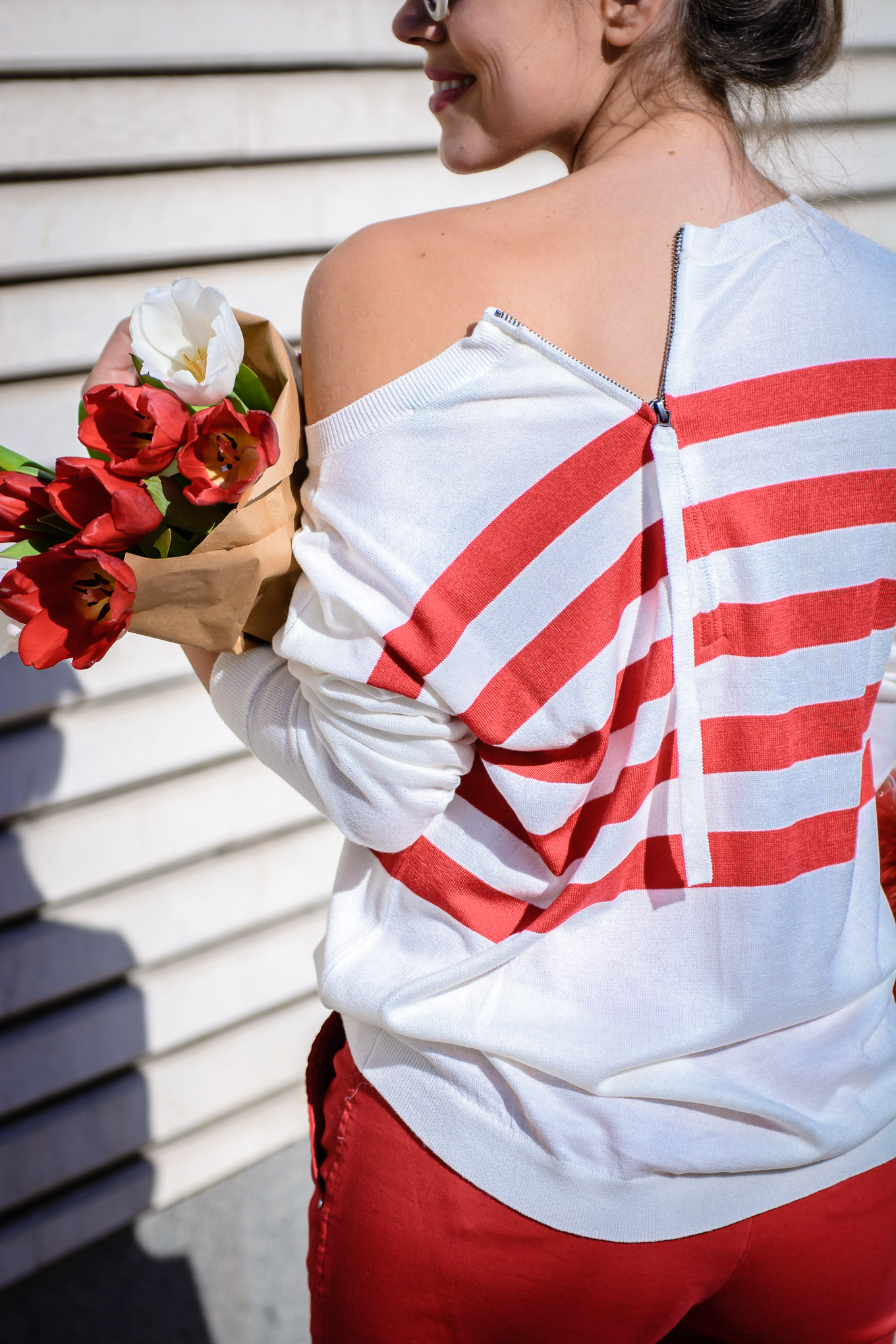 Red Stripes Trend Spring