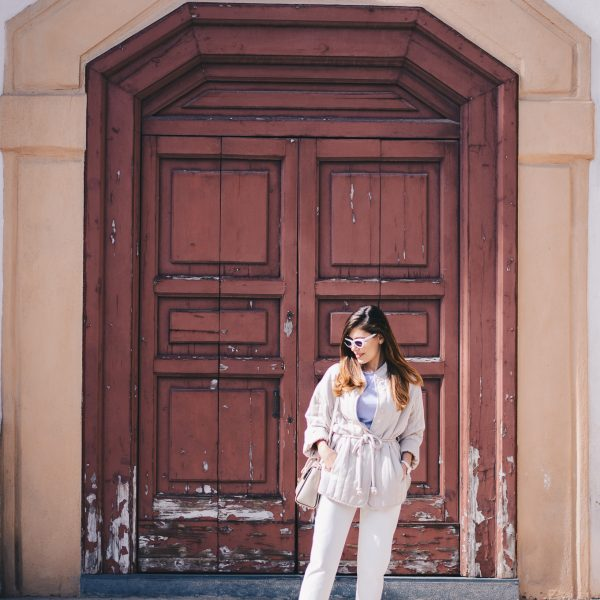 Get Lost in Palermo - HM outfit for spring