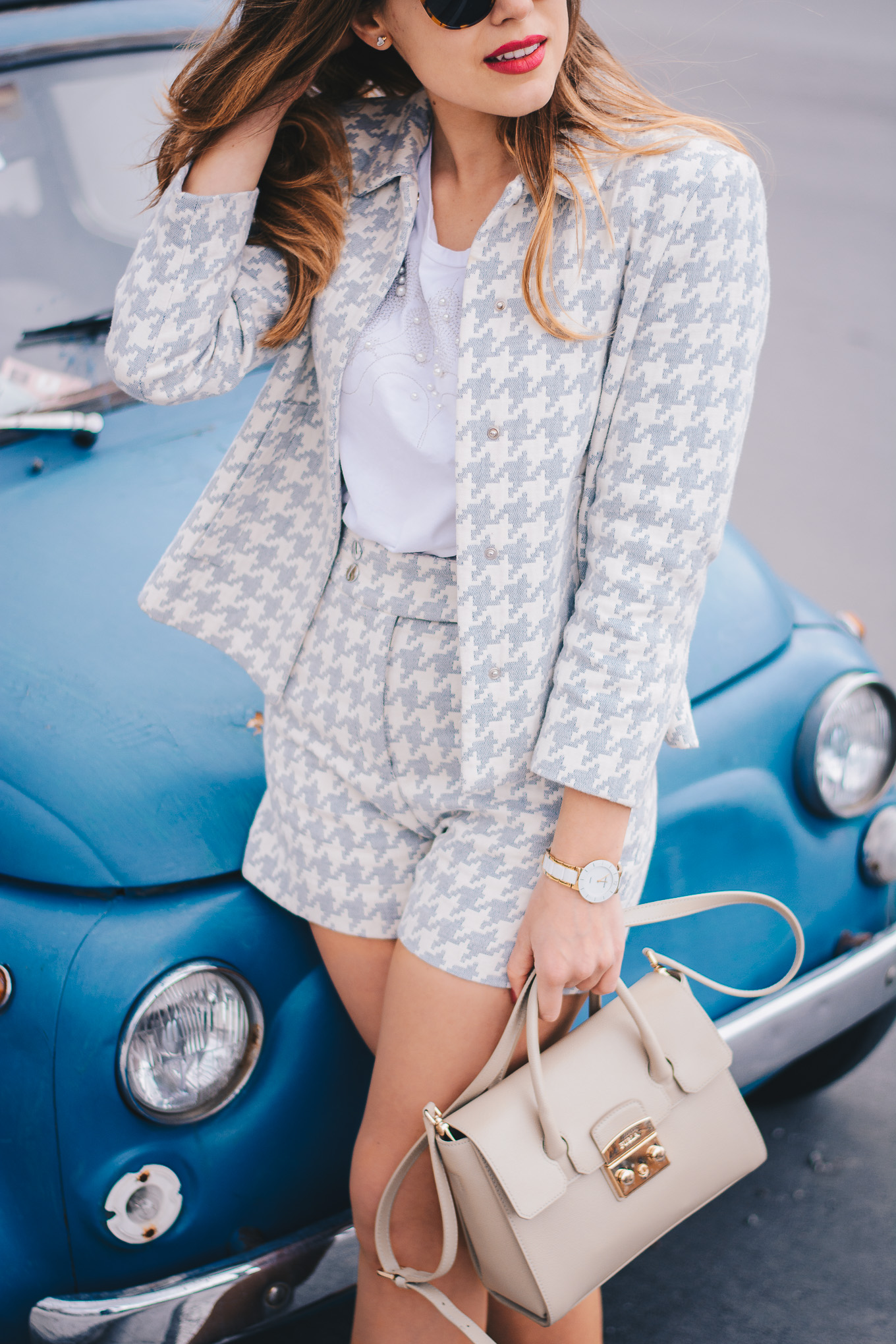 If you love houndstooth