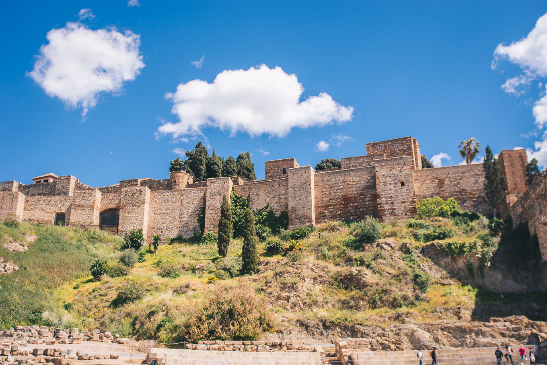 Alcazaba catle