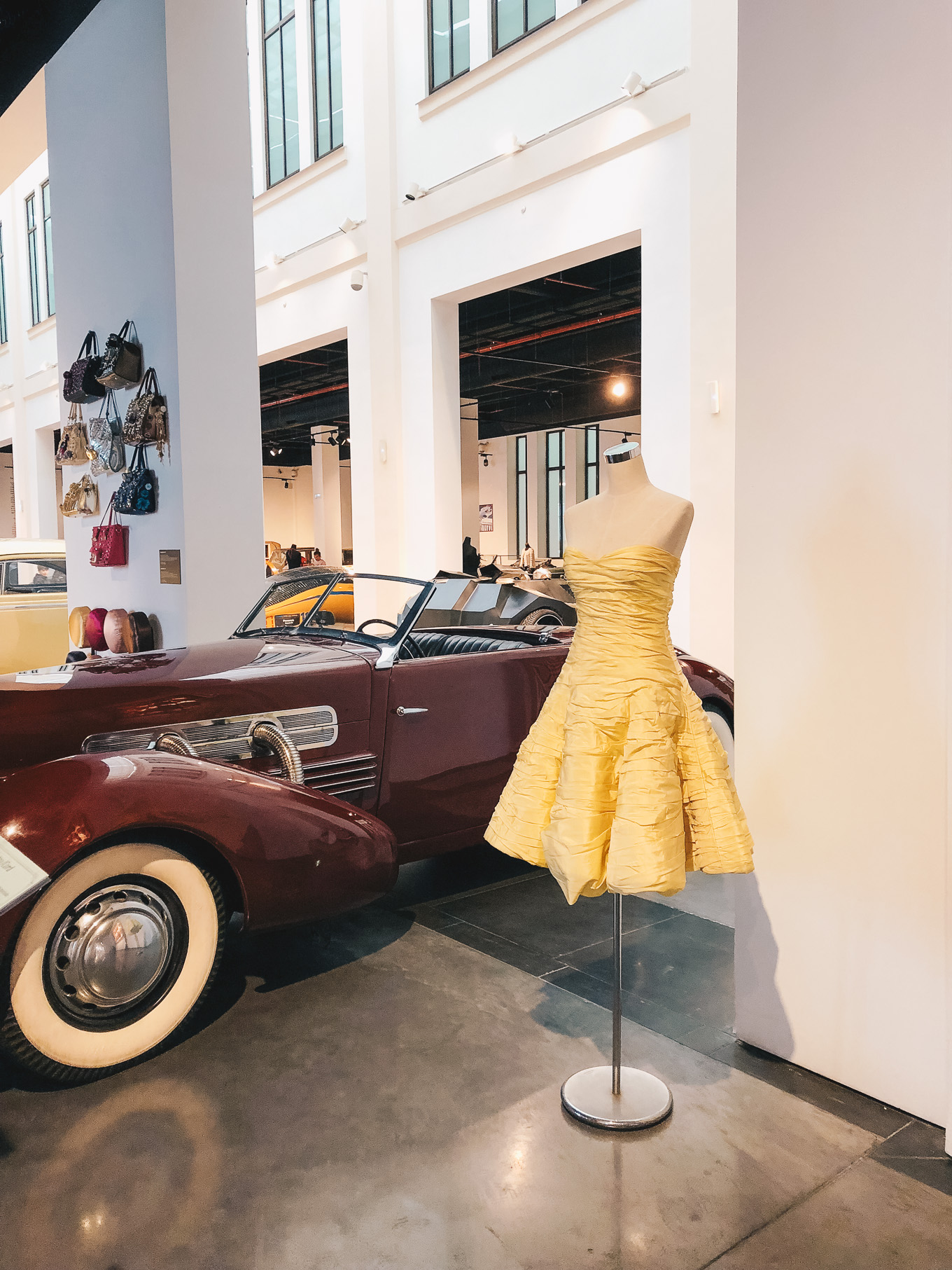 Automobile and fashion museum Malaga