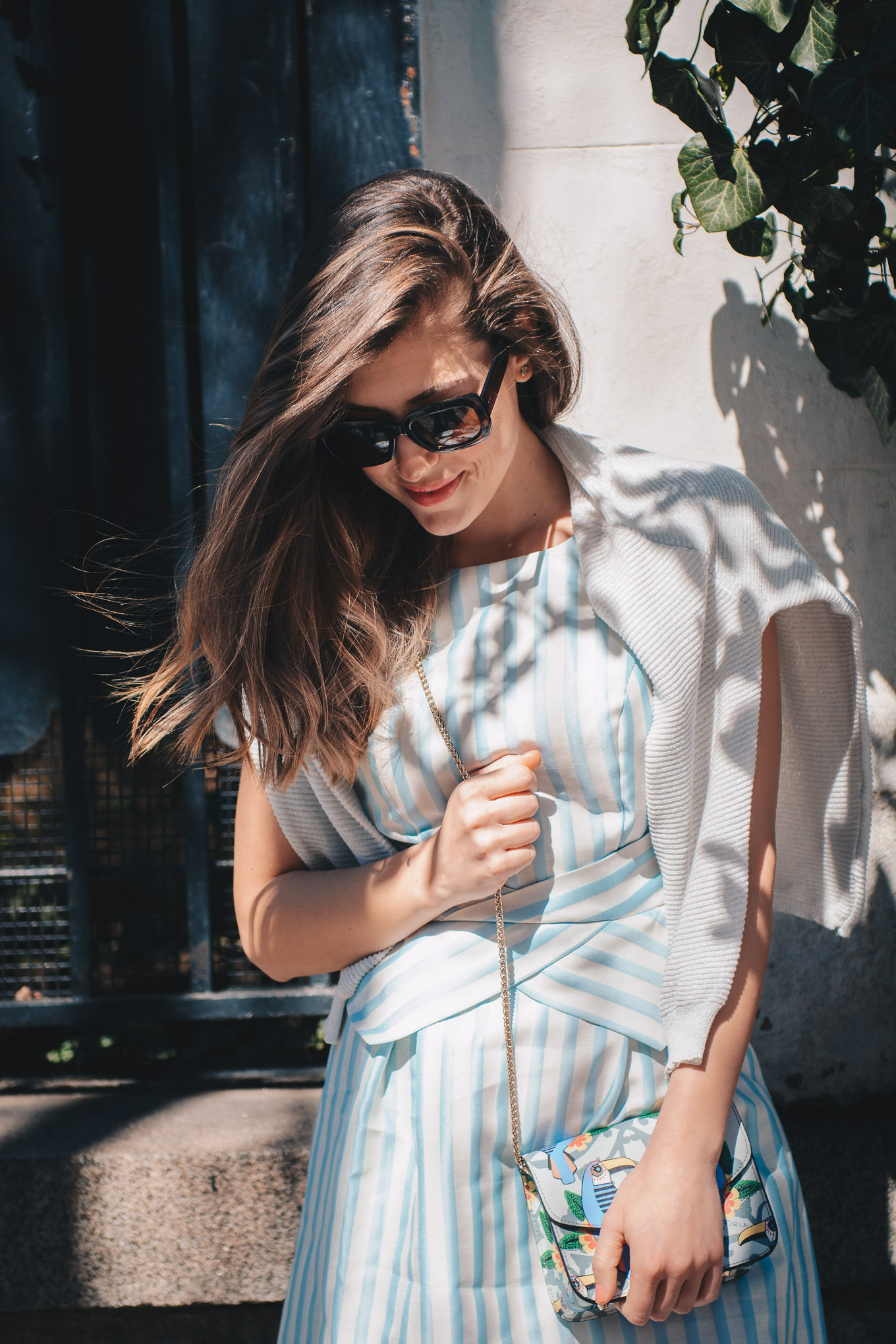 Bulgarian fashion blogger DM