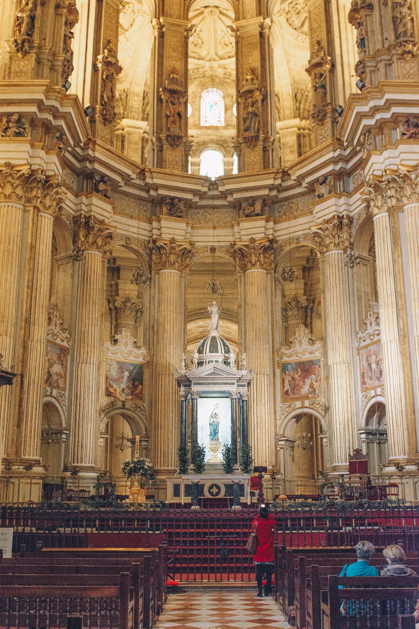 Cathedrale Malaga