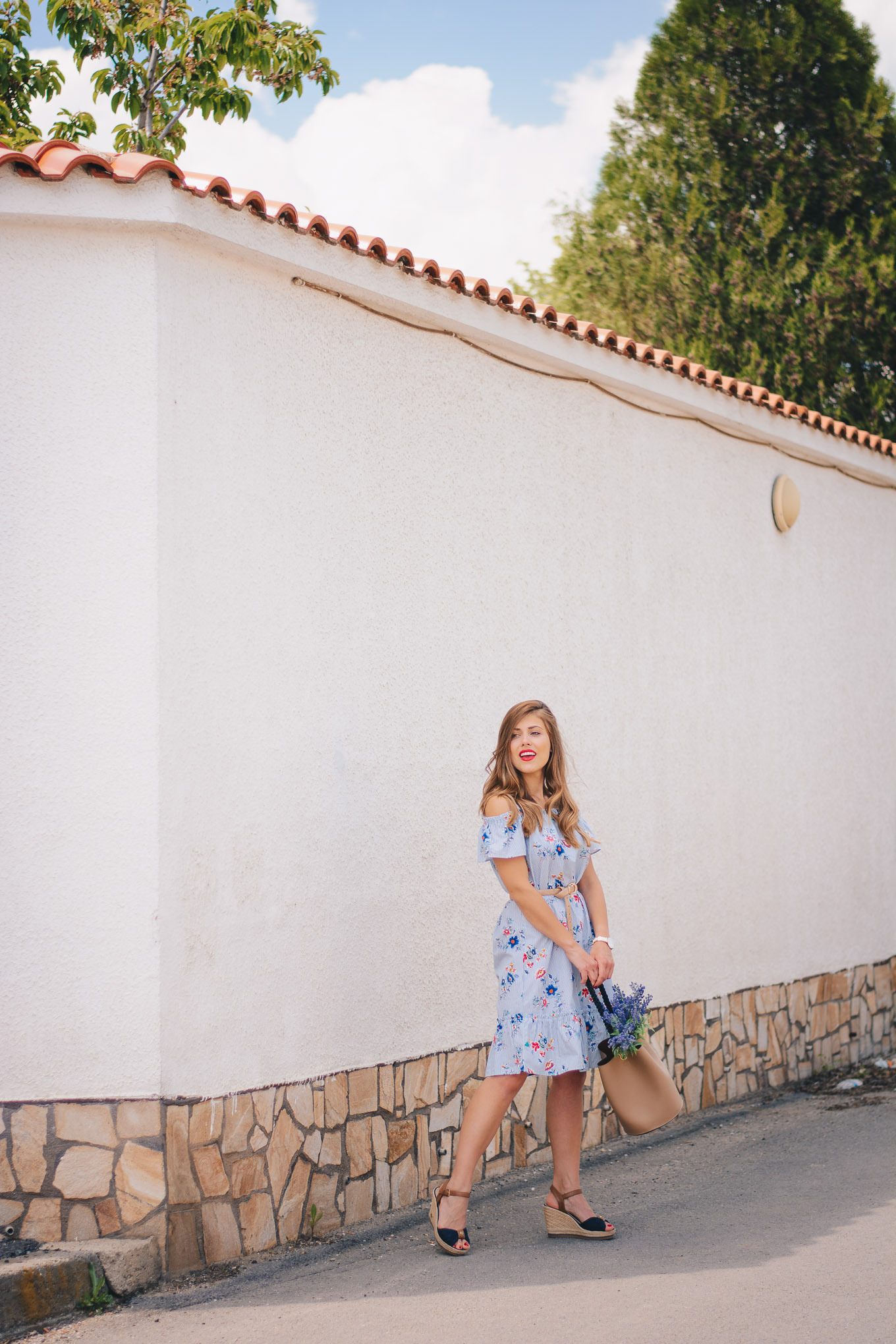 Dress from kids department LCW