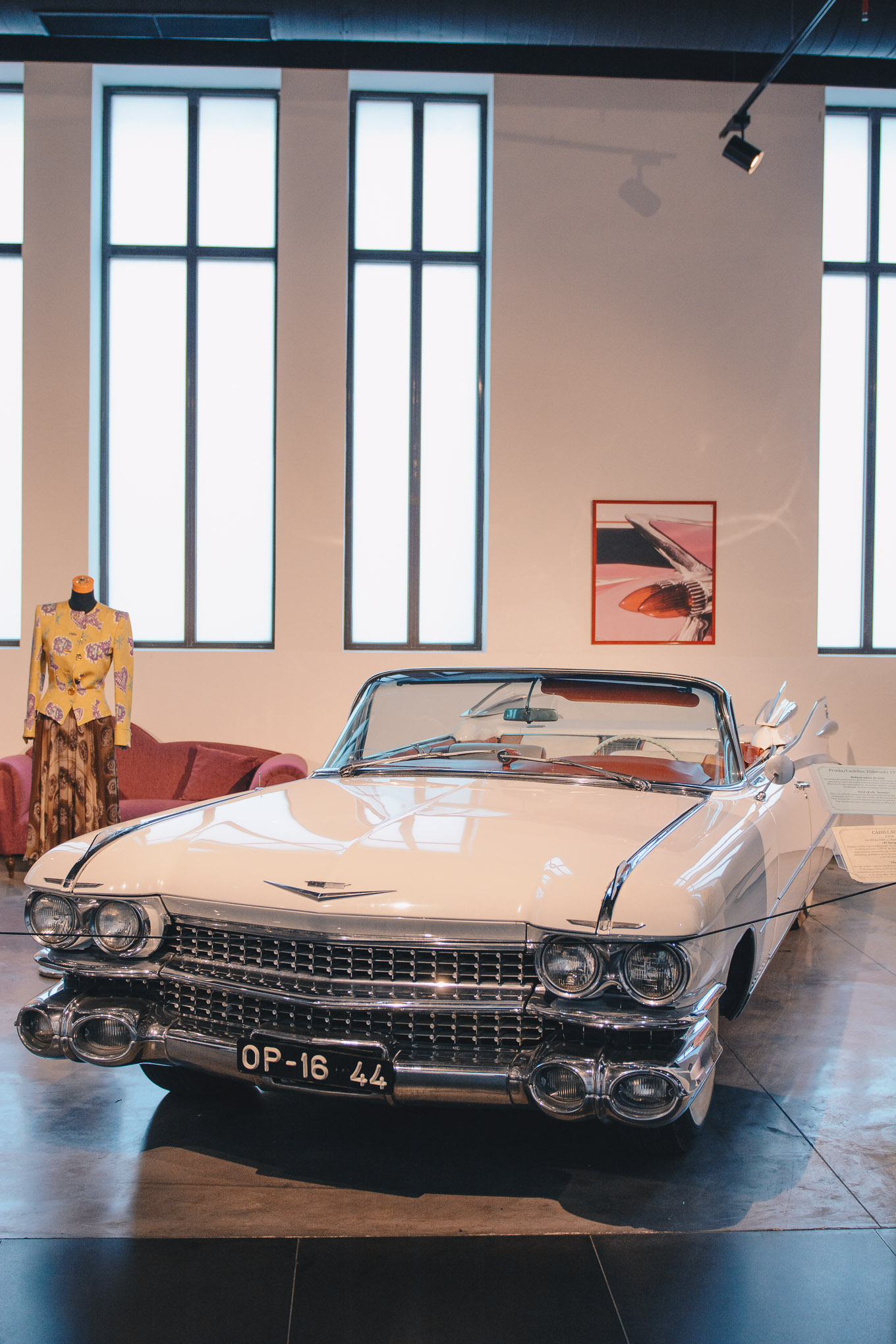 Malaga automobile and fashion museum