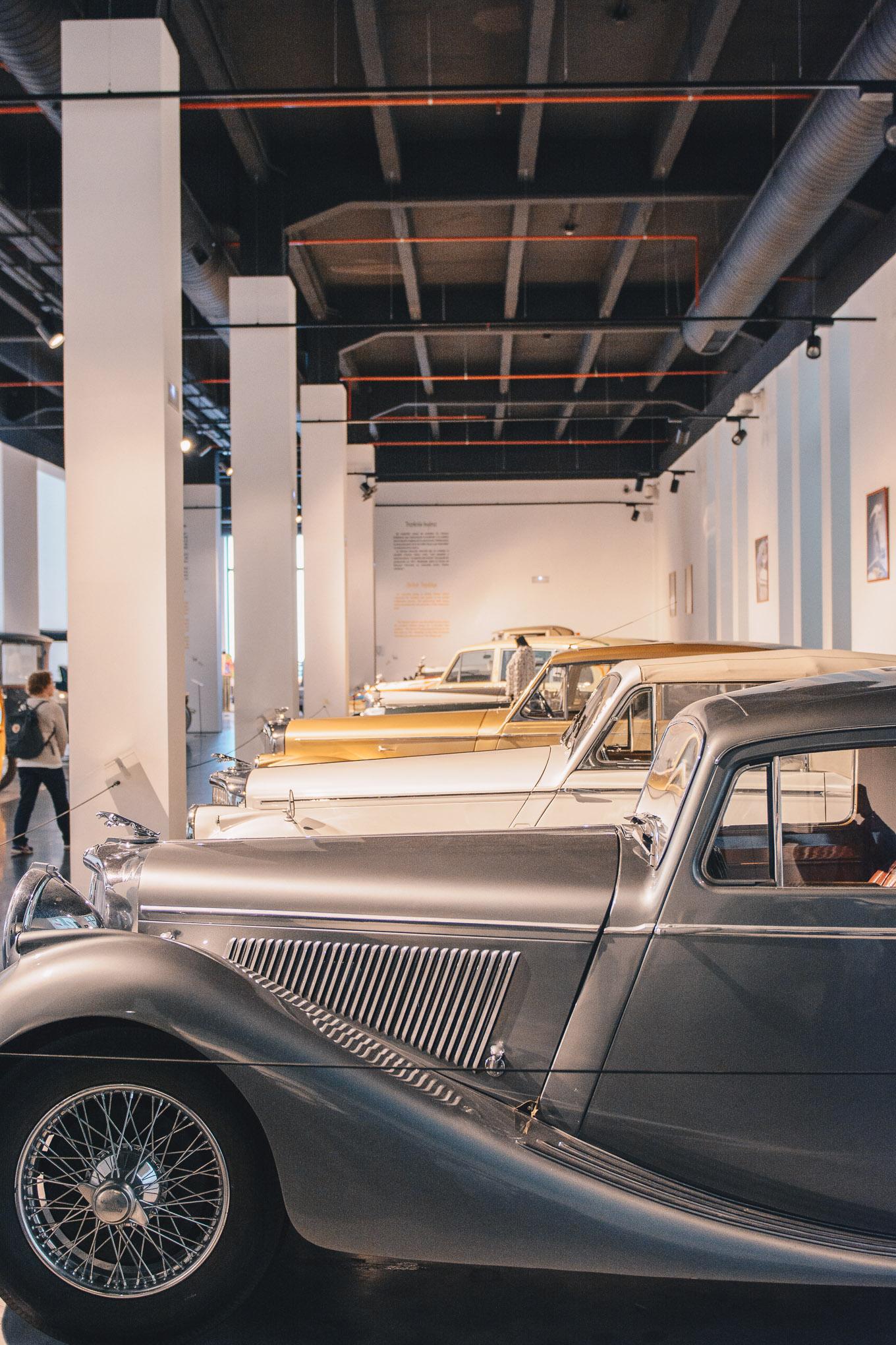 Malaga automobile museum