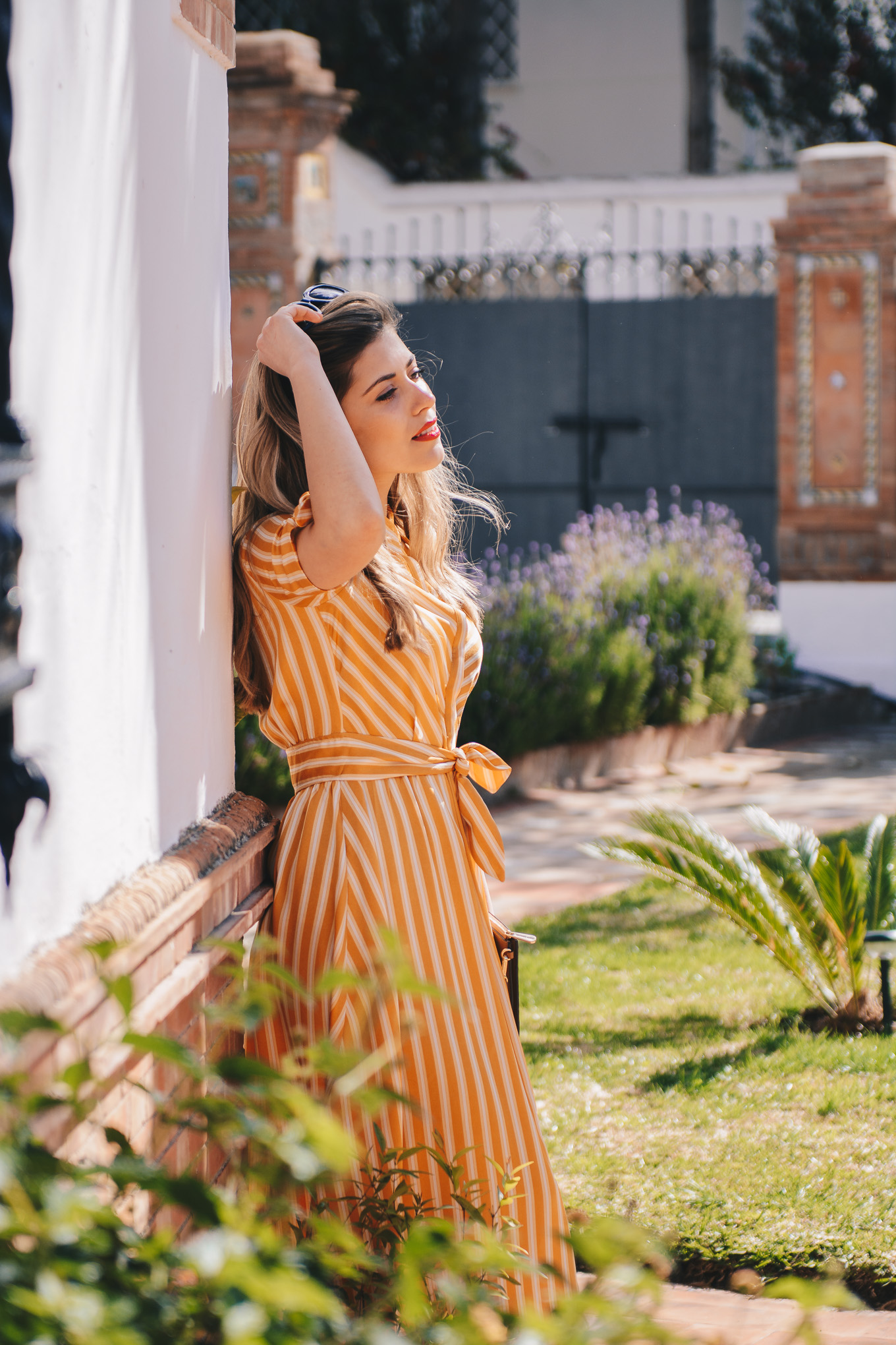 My spanish villa wife
