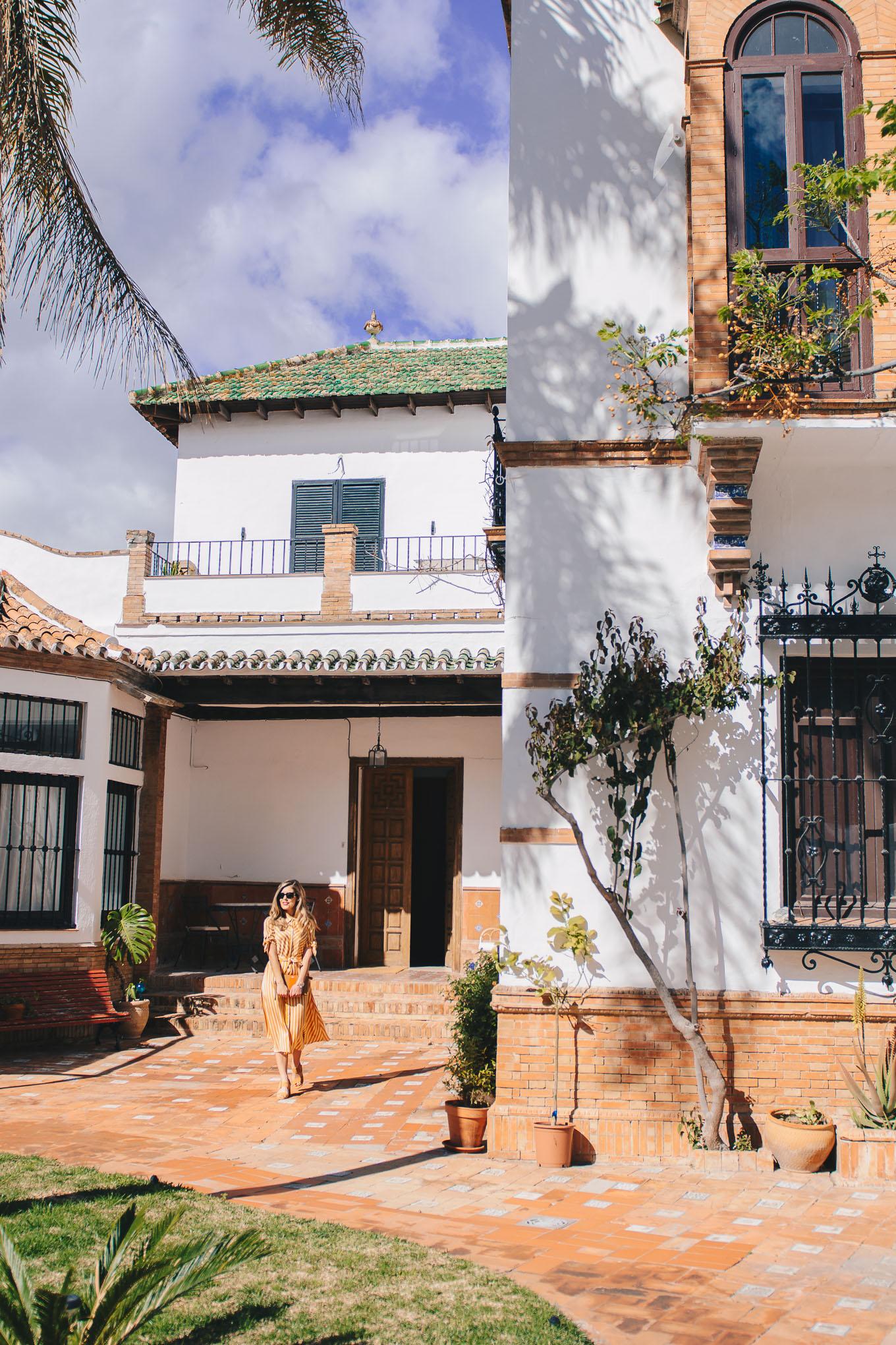Sunny villa Elisa Malaga
