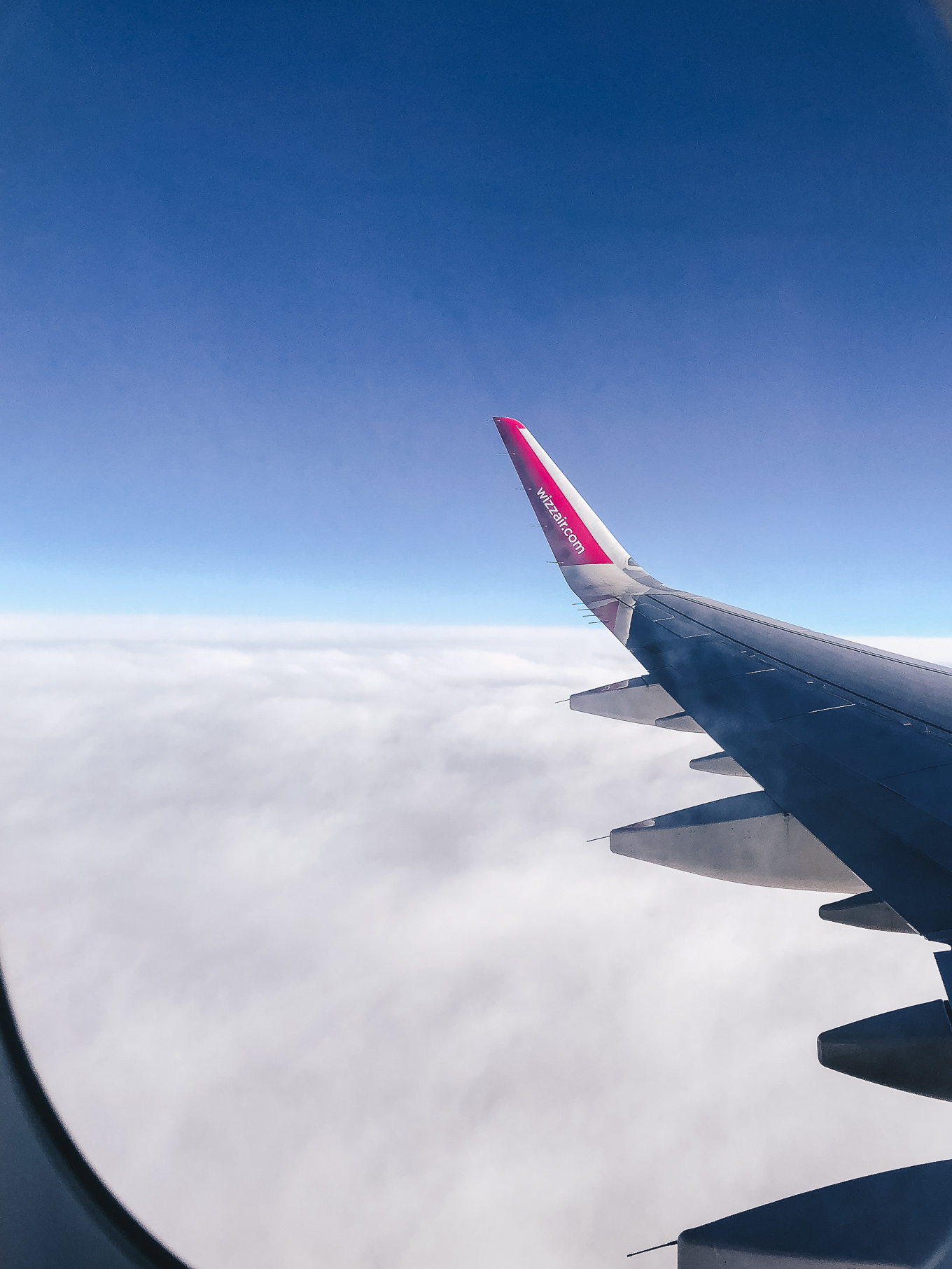 Travel with wizzair