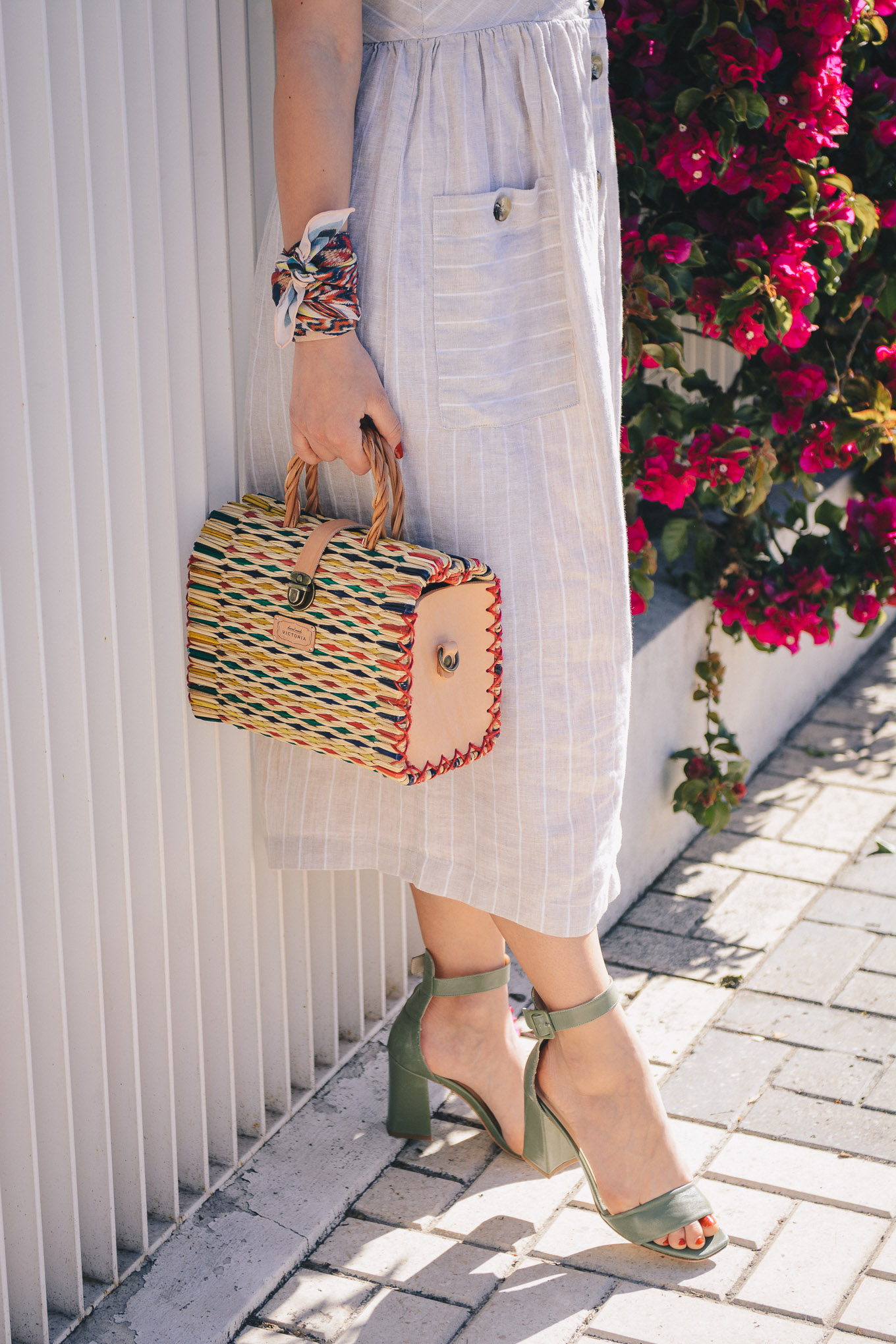 Victoria handmade basket ingiliz shoes