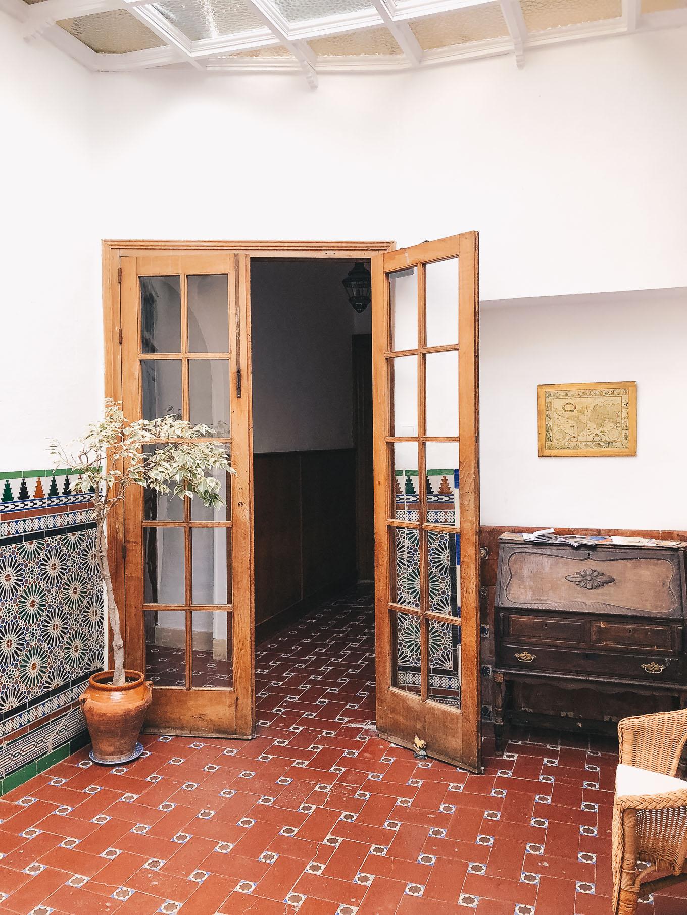 Vila Elisa interior style